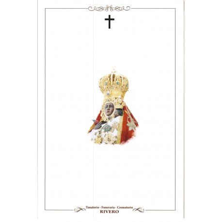 ESQUELA VIRGEN MARIA 2